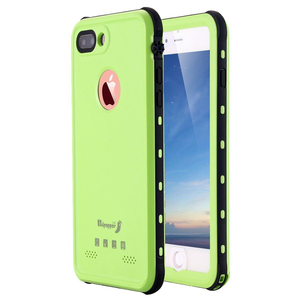 timeless design 111de 97af6 iPhone 8 Plus Waterproof Case, iPhone 7 Plus Waterproof Case ...