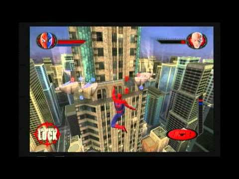 Spider-Man The Movie Game FULL Playthrough (Infinite Health) | Movie game,  Spiderman, Games