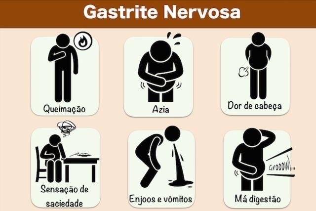 sintomas de doença nervosa