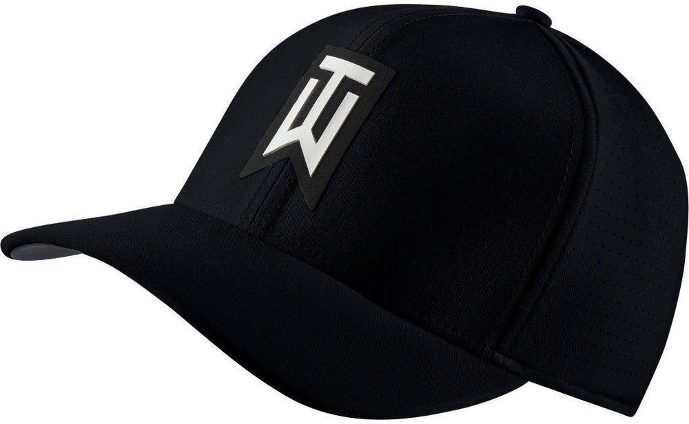 Nike Aerobill TW Tiger Woods Classic 99 Hat Flex Fit Fitted L XL Golf  892482 010  Nike  BaseballCap 28785928fd9
