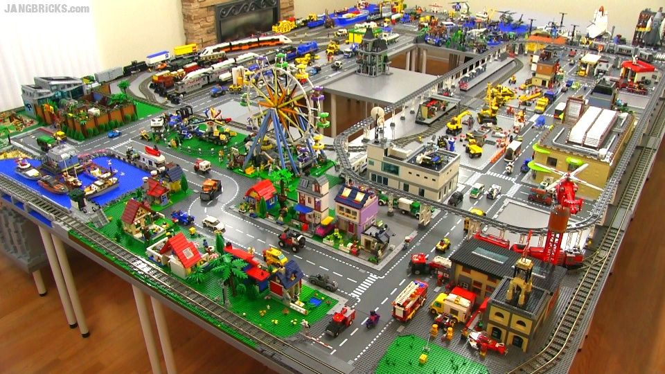 build your own lego city google search