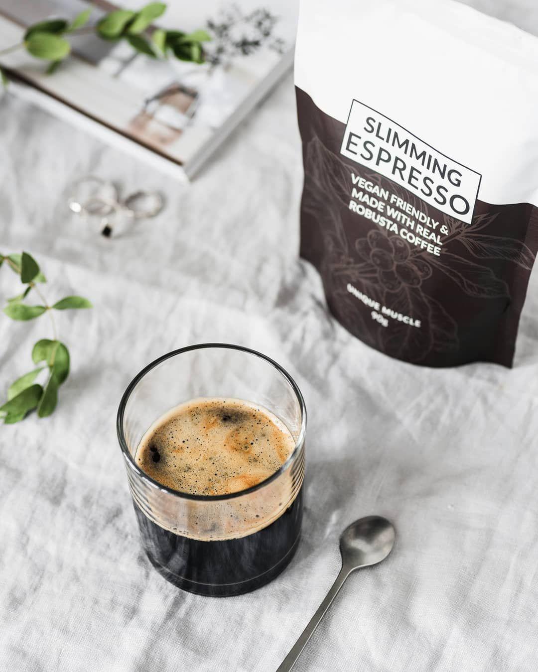 Slimming Espresso Blended coffee, Espresso, Green coffee