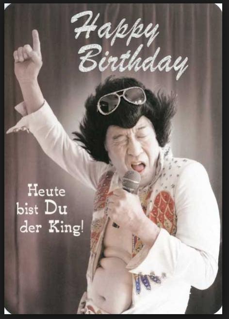 Alles Liebe Zum Geburtstag Mann