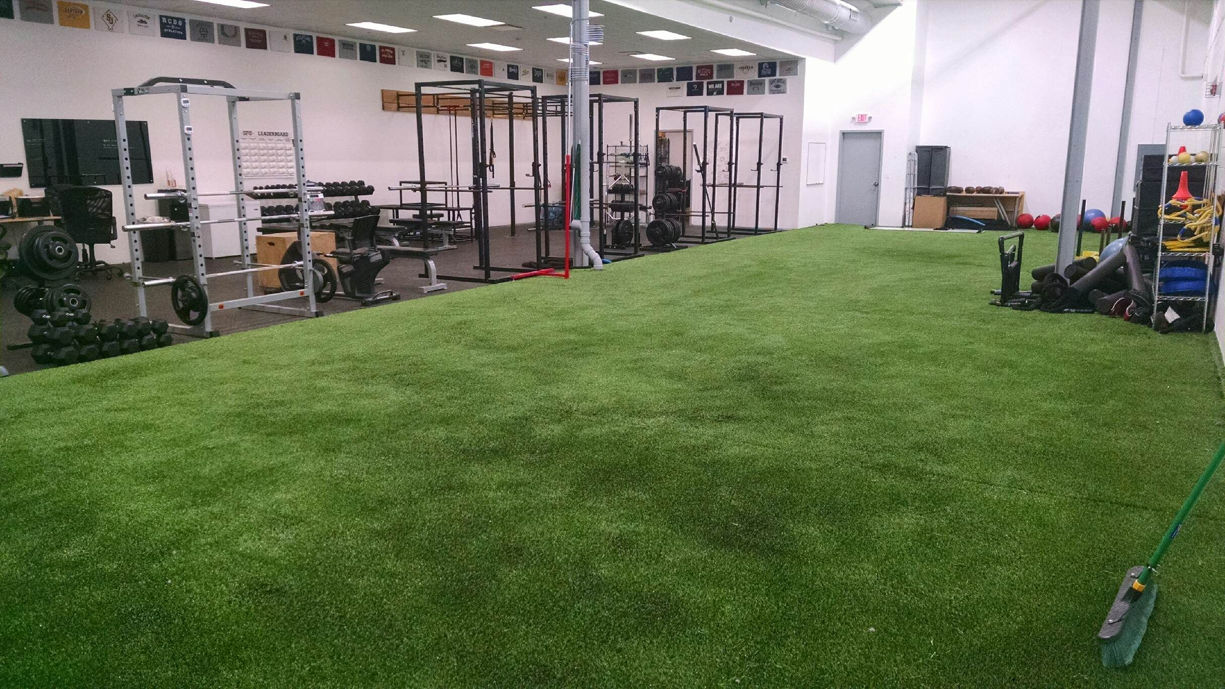 Featured Space Of The Week Sport Performance U Wilton Ct Click To Rent By The Hour Fitspace4fitpros Getgymspace Findf Gym Design Gym Life Pro Fitness