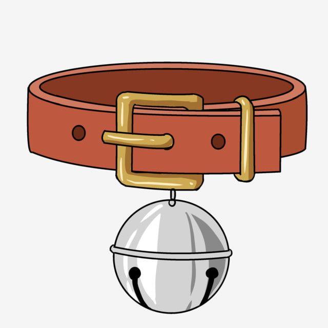 Collar De Cuero Collar De Perro Juguete Para Perro Artículos Para Mascotas, Dibujos, Ilustración De Collar, Ilustración PNG y PSD para Descargar Gratis