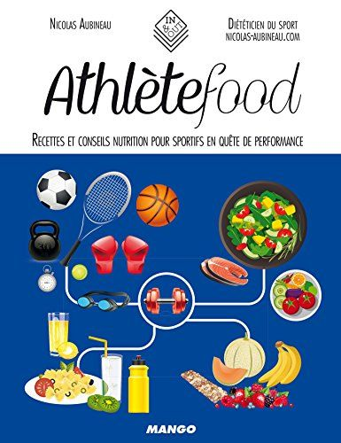 Athlète food (In and out) PDF Gratuit Télécharger Livre #athletefood