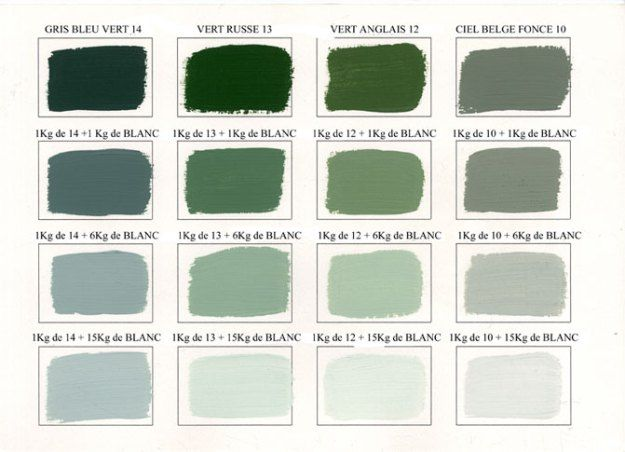 Farrow And Ball Colour Chart Google Search Couleur