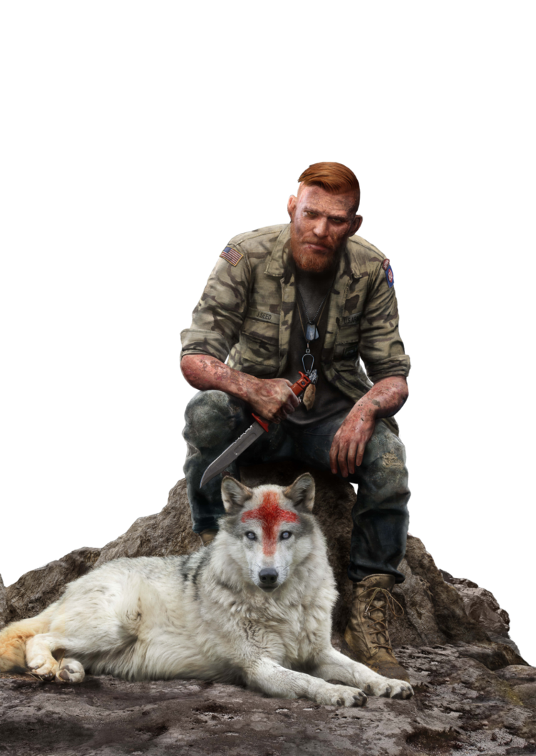 Far Cry 5 Character Jacob Seed Png By Mintmovi3 Far Cry Game Crying Far Cry 5