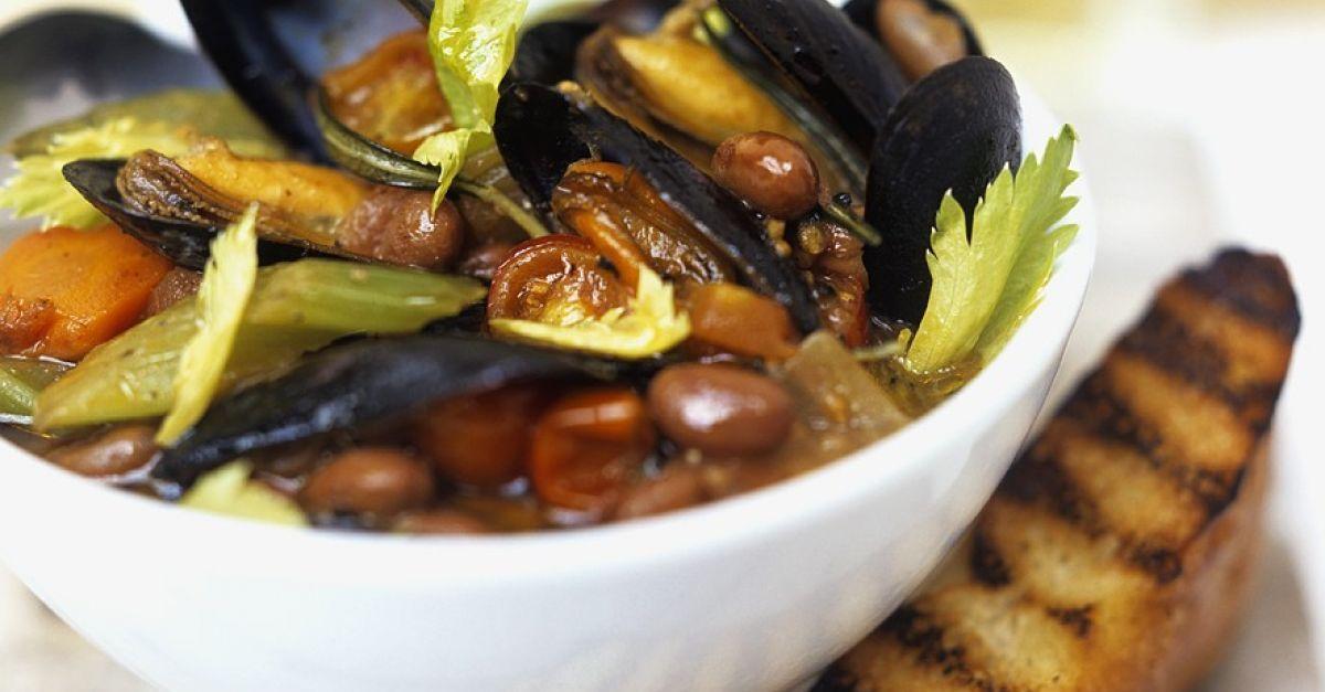 Photo of Shell bean stew