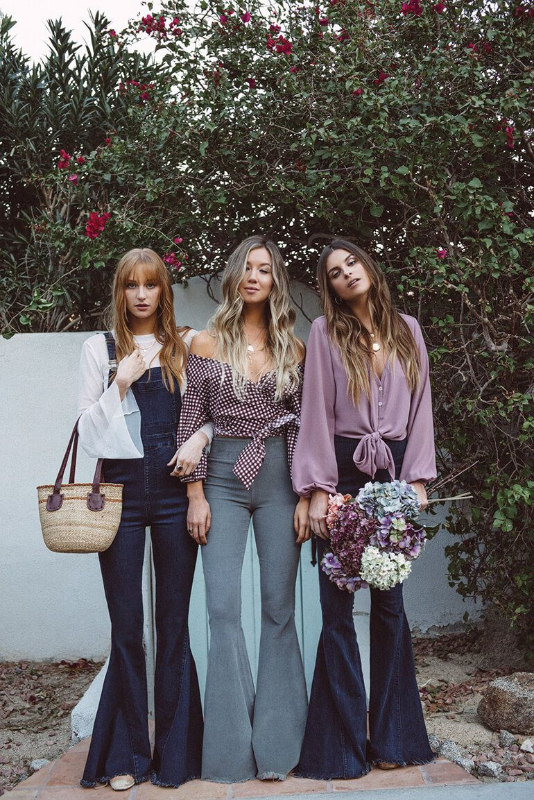 Fall Fashion Gets a Romantic Spin From Show Me Your Mumu