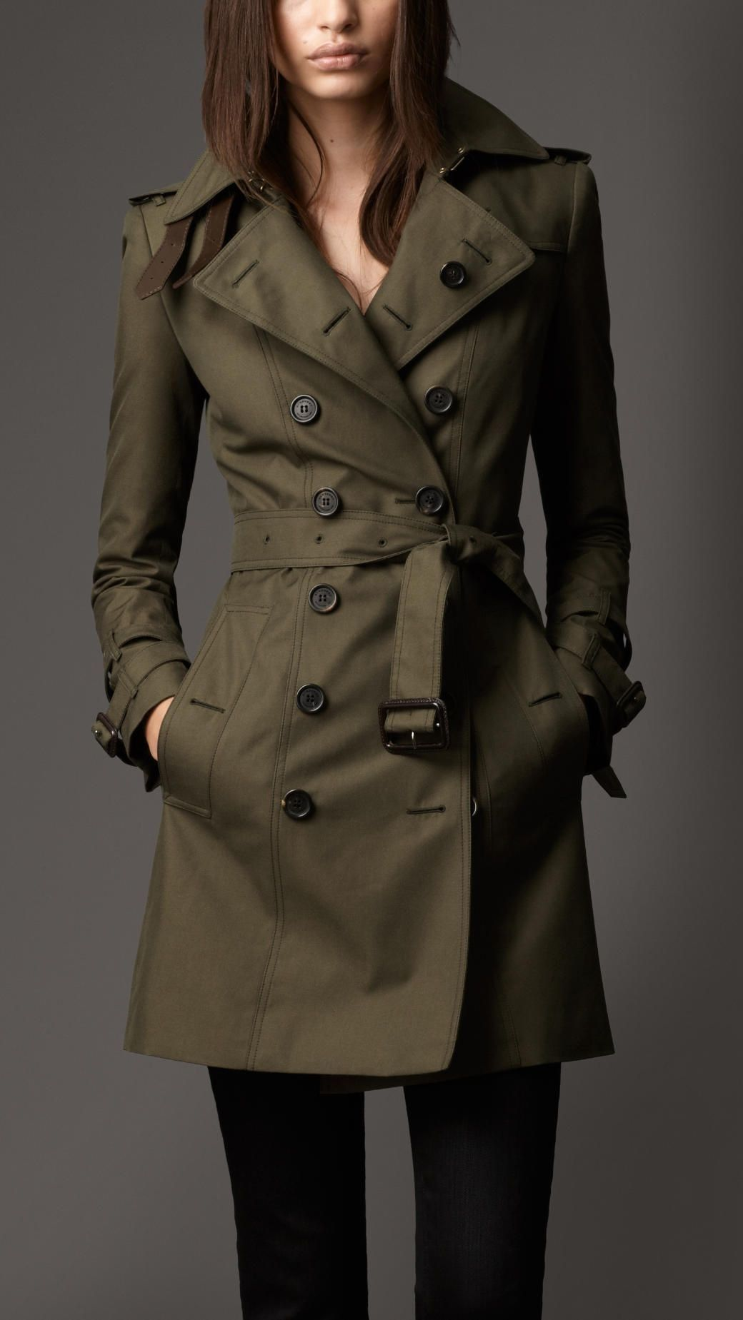 Pin by Christine Fowler on ♥ Touches of Color ♥ Trench