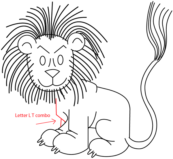 today we will show you how to draw a simple cartoon lion learn how to