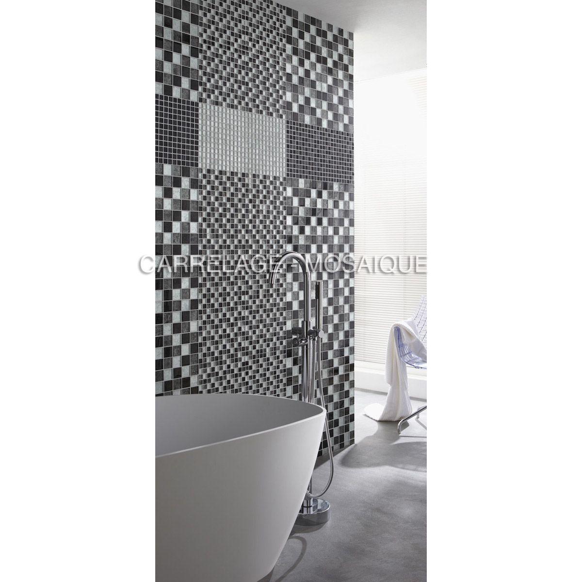 Modele Salle De Bain Avec Mosaique paris, france | salle de bain, mosaique et cuisine modele