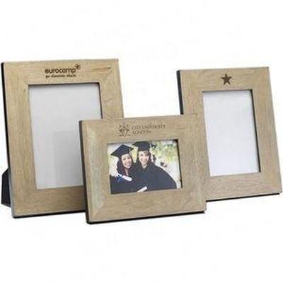 Engraved Wood Frames