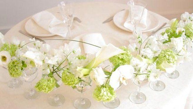 Modèle idée déco centre de table mariage pas cher | Centre table ...