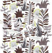 Kauriin Kääntöpiiri cotton/linen fabric from Marimekko  Sold in repeats of 1.08 yards