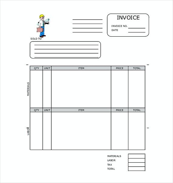 Open Office Invoice Template , Open Office Invoice Template How - open office invoice templates