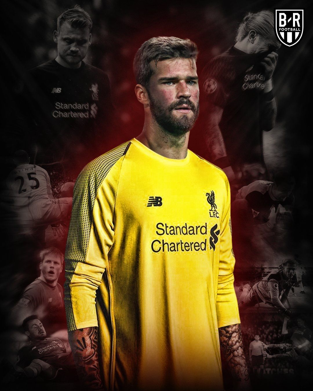Transfer Market Real Madrid S 570m Euros For: Alisson Papasitos T Football Soccer Y Football Players
