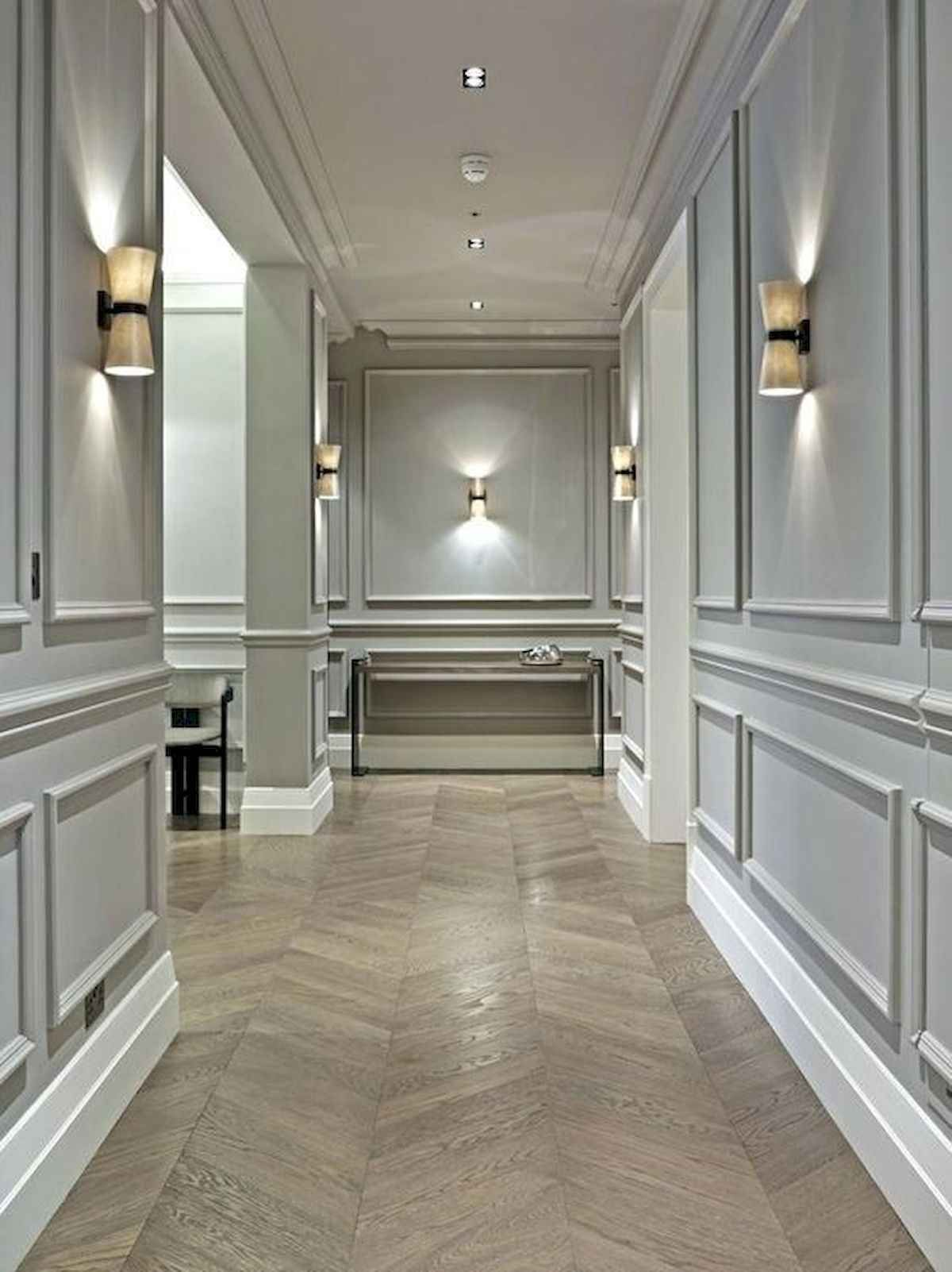 70 Farmhouse Wall Paneling Design Ideas For Living Room Bathroom Kitchen And Bedroom 15 Wainscoting Styles Dining Room Wainscoting House Design