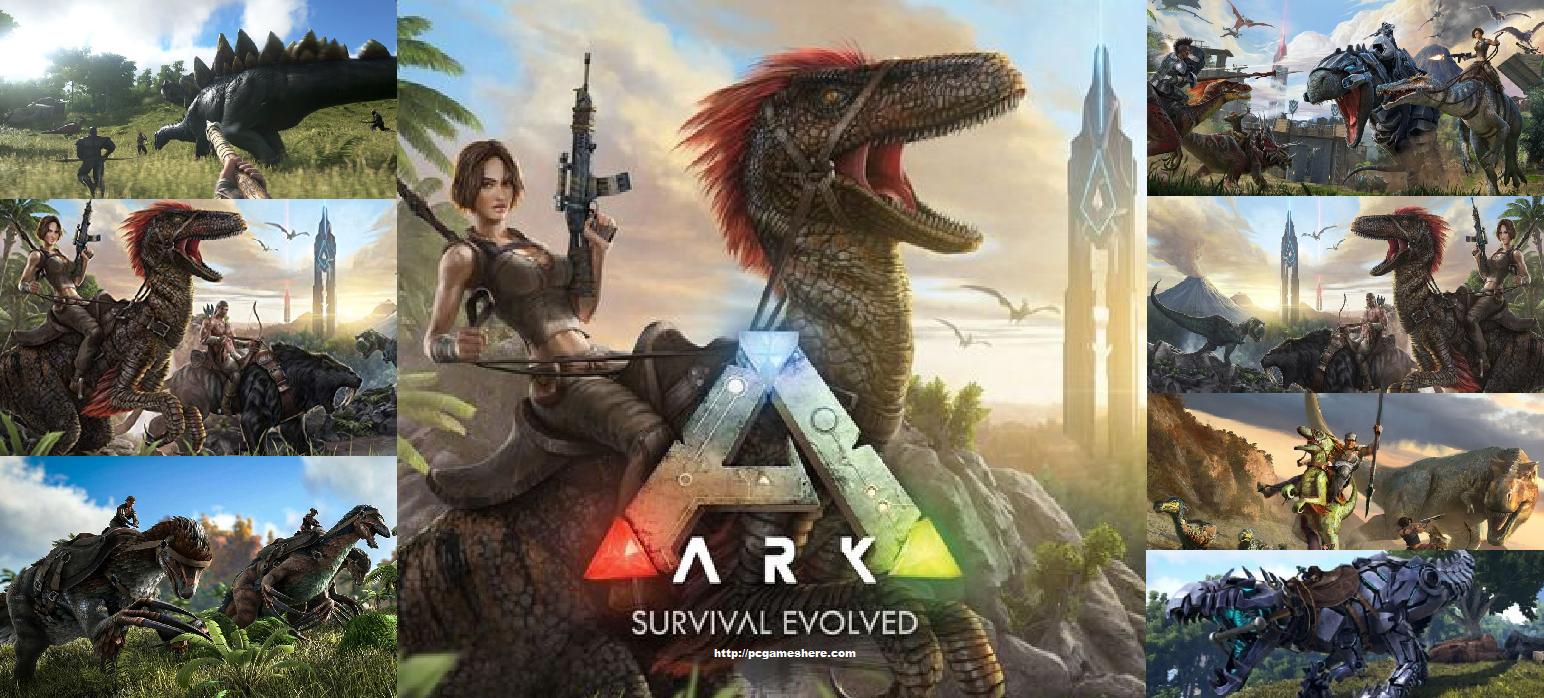 Ark Survival Evolved Free Download Ark Survival Evolved Survival Evolve Game