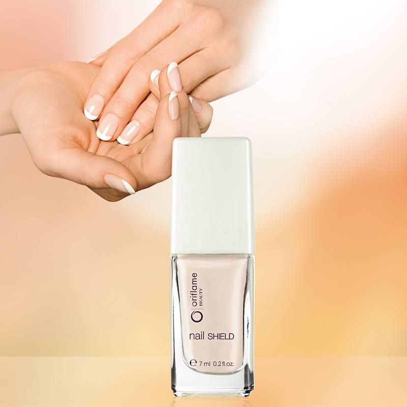 Oriflame Beauty Nail Shield: • Hardener, strengthener, protector and ...