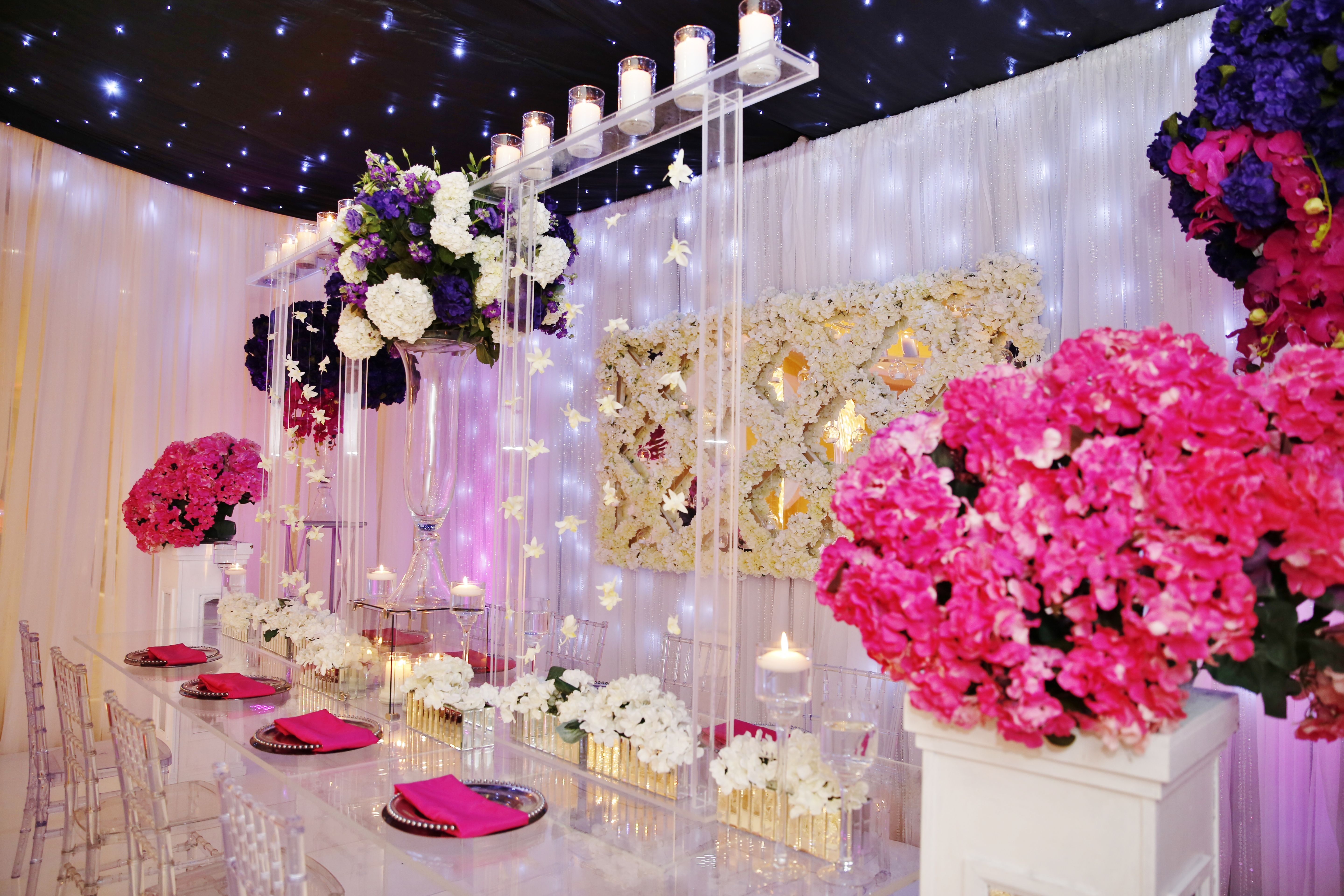 Decor One by Nalini at Crystal Banquet | Events at Crystal ...
