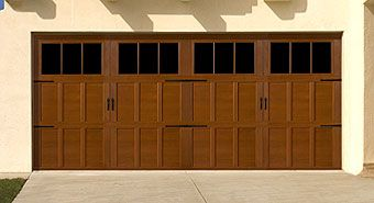 Wayne Dalton Carriage House Steel Garage Doors Model 9700