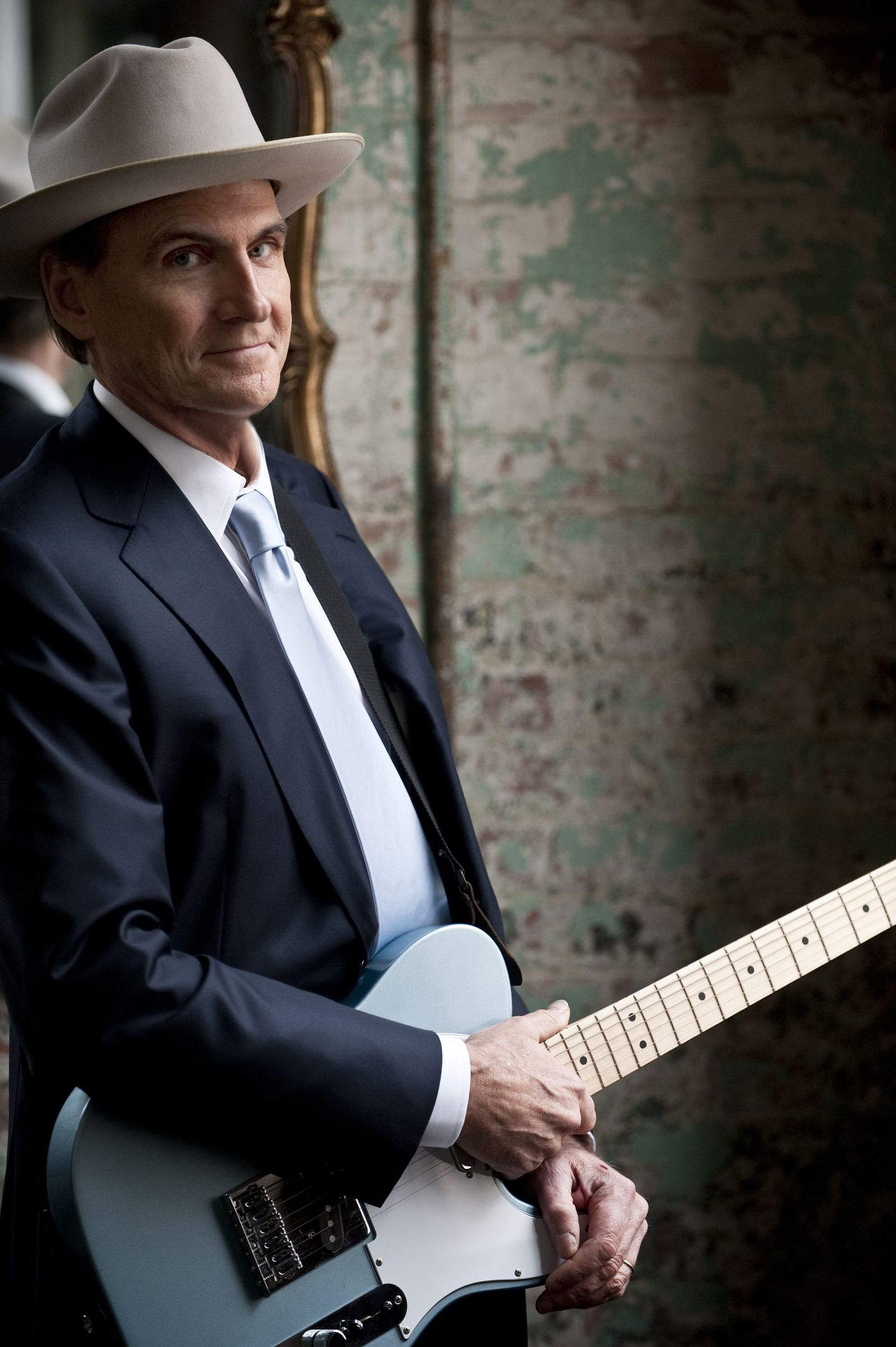 James Taylor and His All-Star Band arrive in concert on