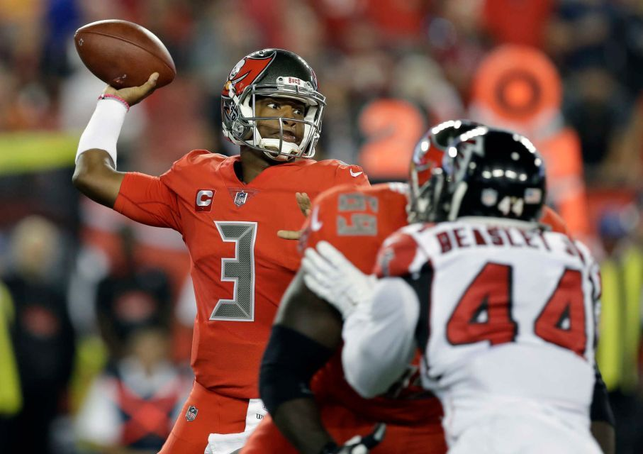 Thursday Night Football Falcons vs. Buccaneers Football