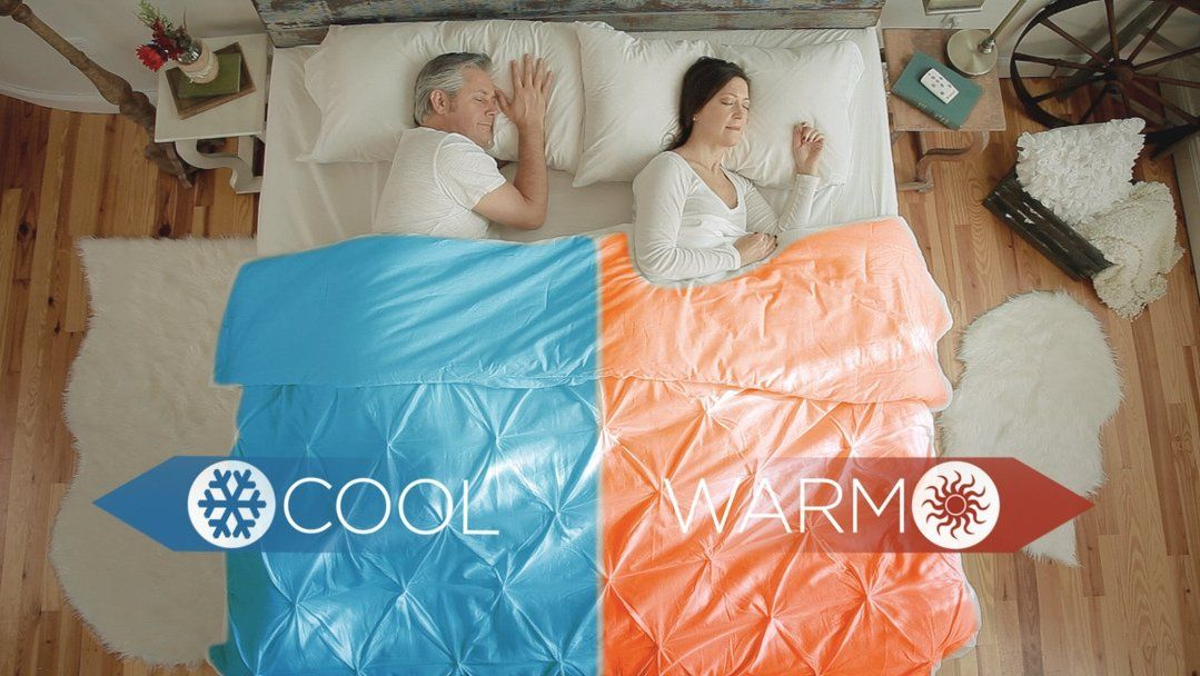 V2 Dual Zone Climate Comfort System For Couples How To Sleep