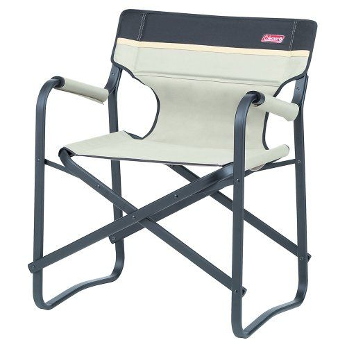 Coleman Deck Silla Plegable In 2020 Deck Chairs Camping