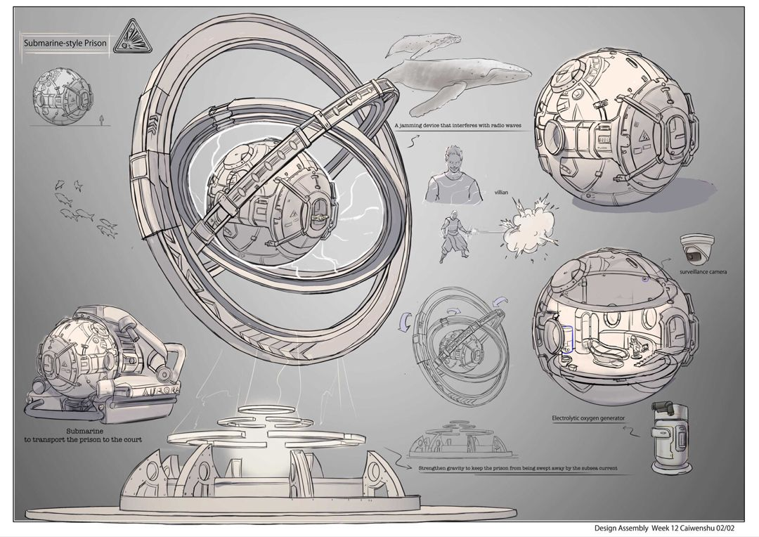 Pin By Fzd School Of Design On Concept Design Concept Design Concept Art Sketch Book
