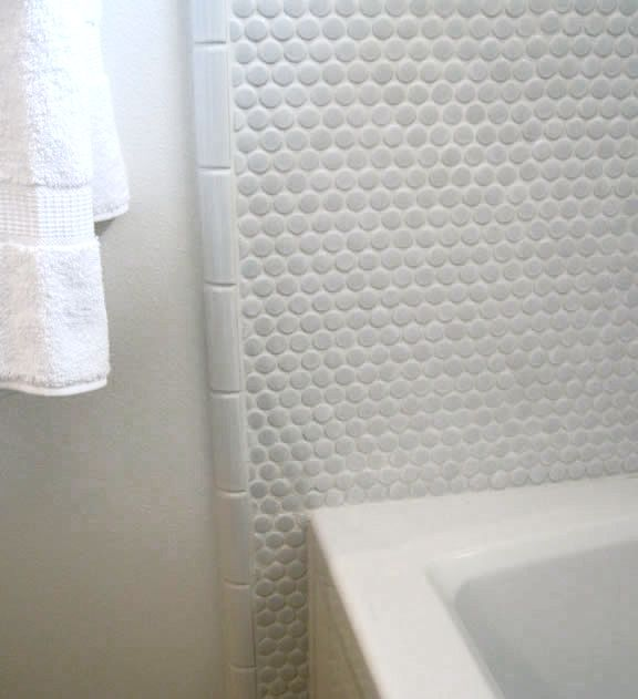 Modwalls Modern Tile Glass Subway Tile Mosaic Farmhouse Shower Penny Tile Modwalls