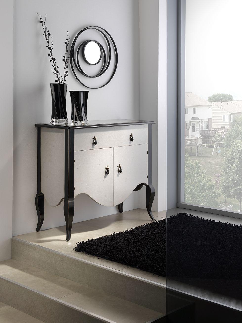 Mueble Estilo Vintage Acabados Lacados Personalizados Para Cada  # Muebles Estilo Vintage
