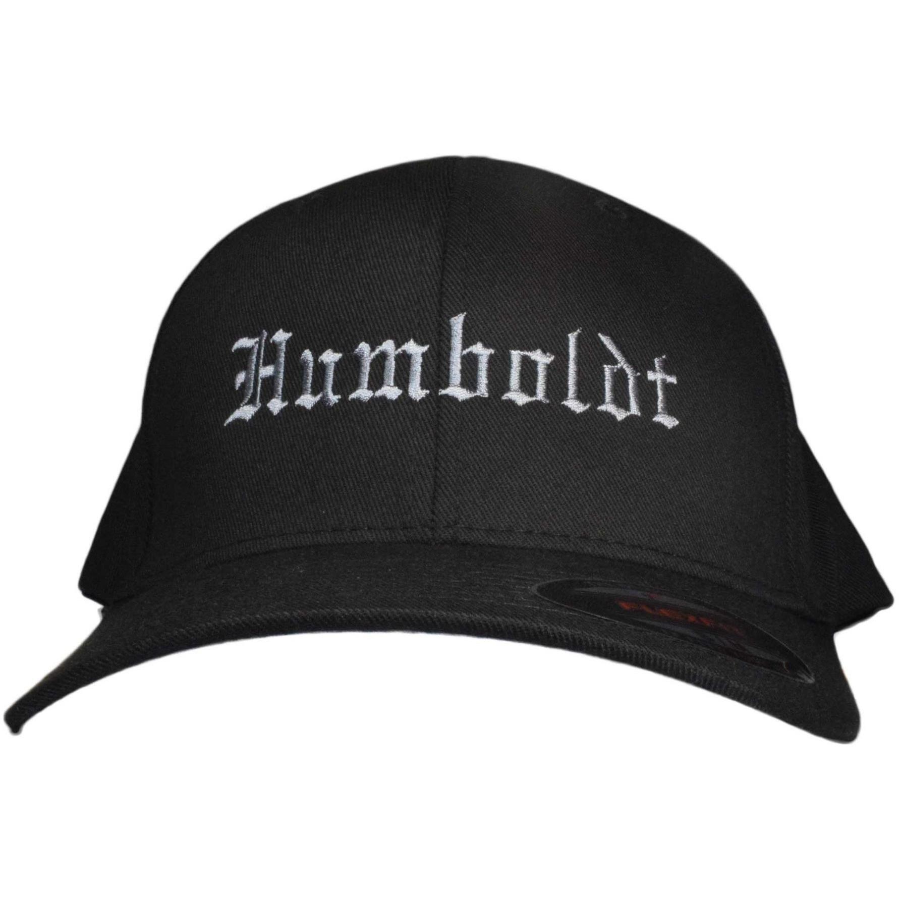 99e6c445a22 Curved Bill Old English Flex Hat