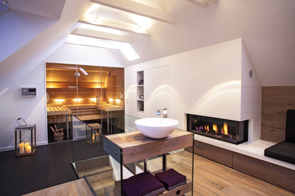 Wohnideen, Interior Design, Einrichtungsideen \ Bilder - das moderne badezimmer wellness design