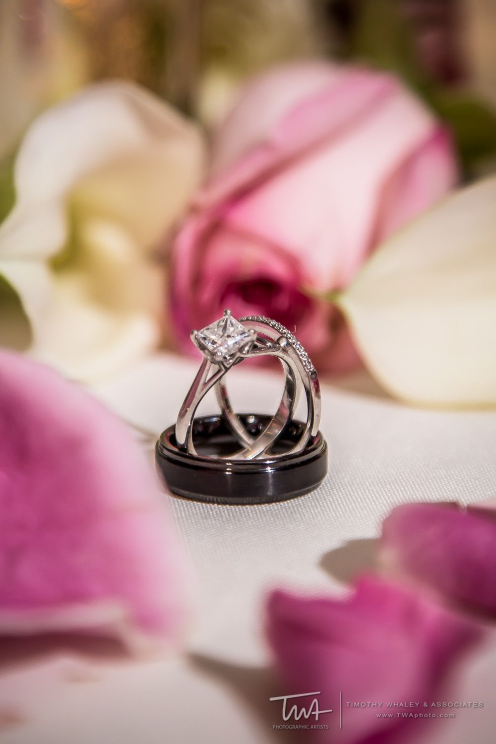 A balancing act with wedding rings | TWA Wedding Photography Chicago ...