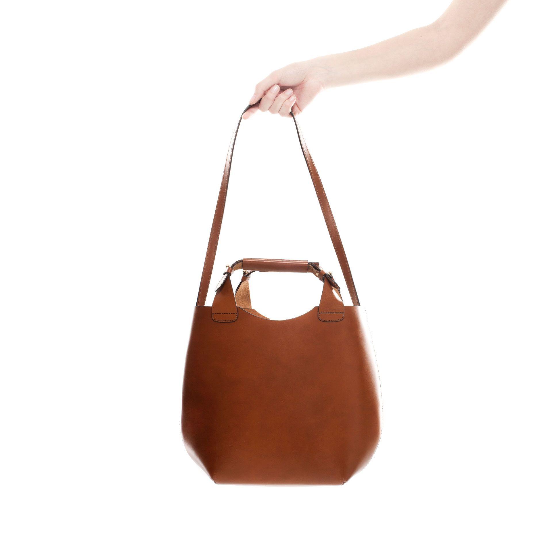 Mini leather tote bag zara - Bag Zara Mini Leather Tote