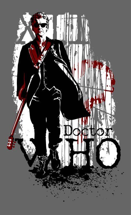WHO Fan art http://mad42sam.deviantart.com/