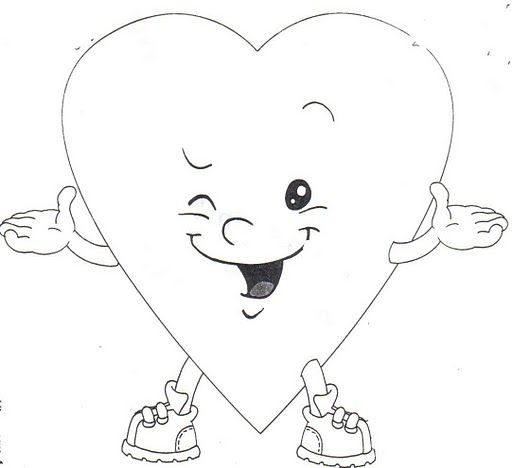 Okul öncesi Kalp Boyama En Yeniler En Iyiler Aokuma Yazma