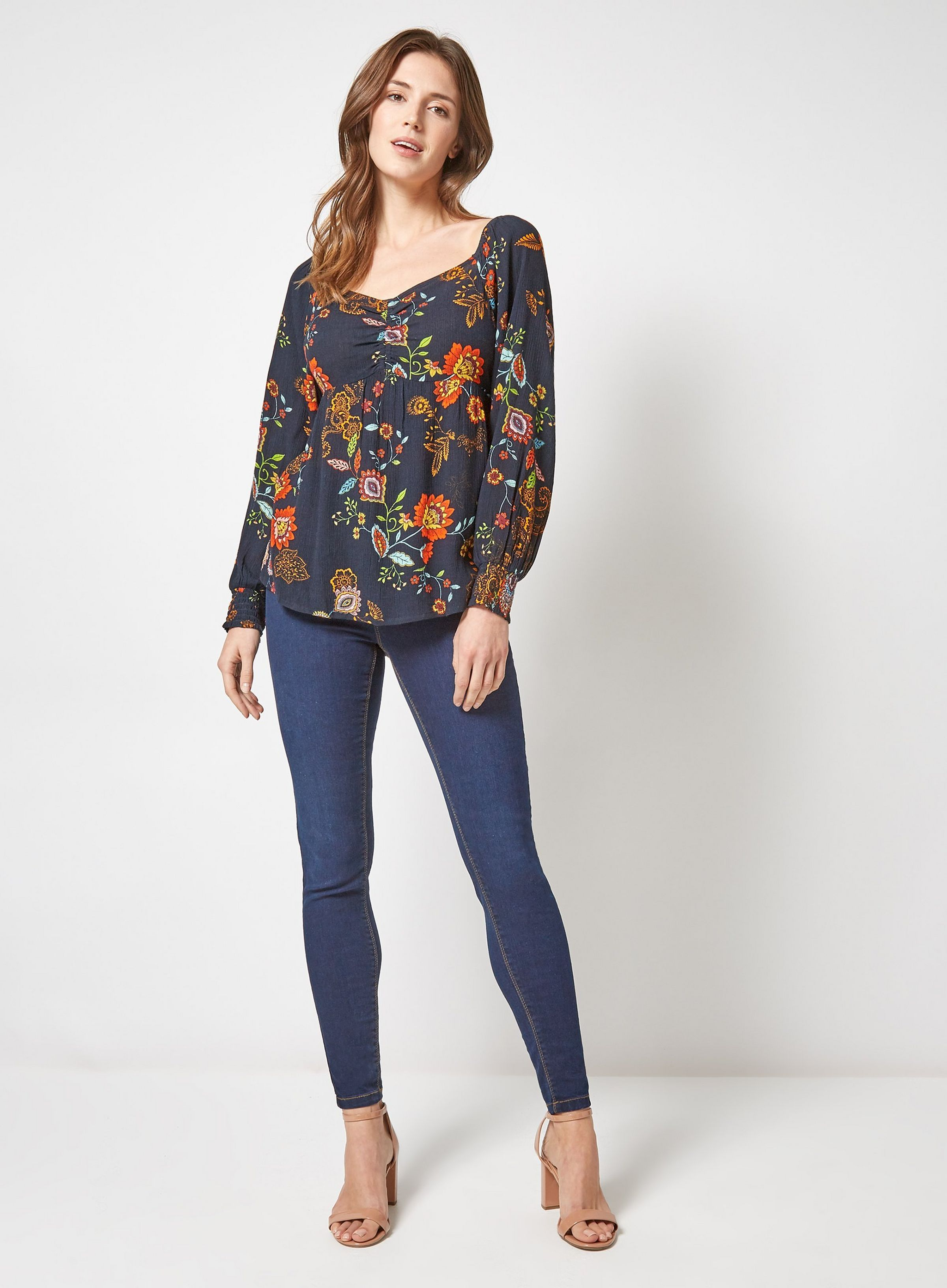 07477acb81bffb Carousel Image 3 Off Shoulder Blouse, Bell Sleeves, Bell Sleeve Top,  Carousel,