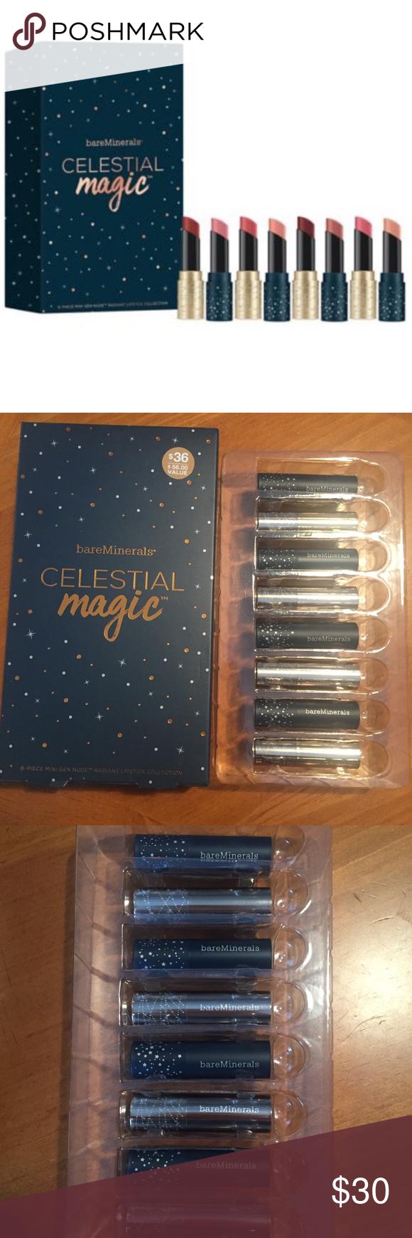 BareMinerals - CELESTIAL Magic 8 Piece Mini Gen Nude
