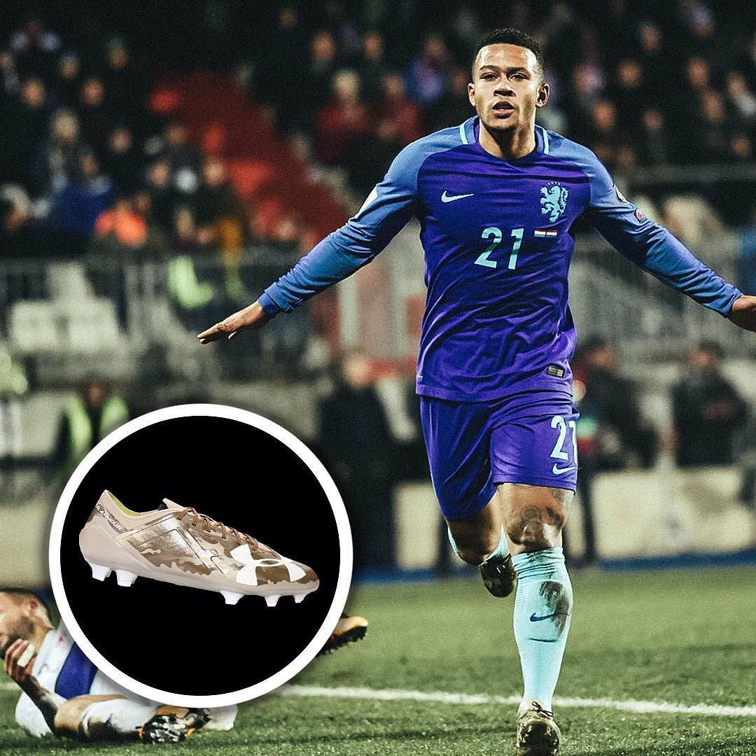 One Of The Recent International Boot Spots Memphisdepay With The