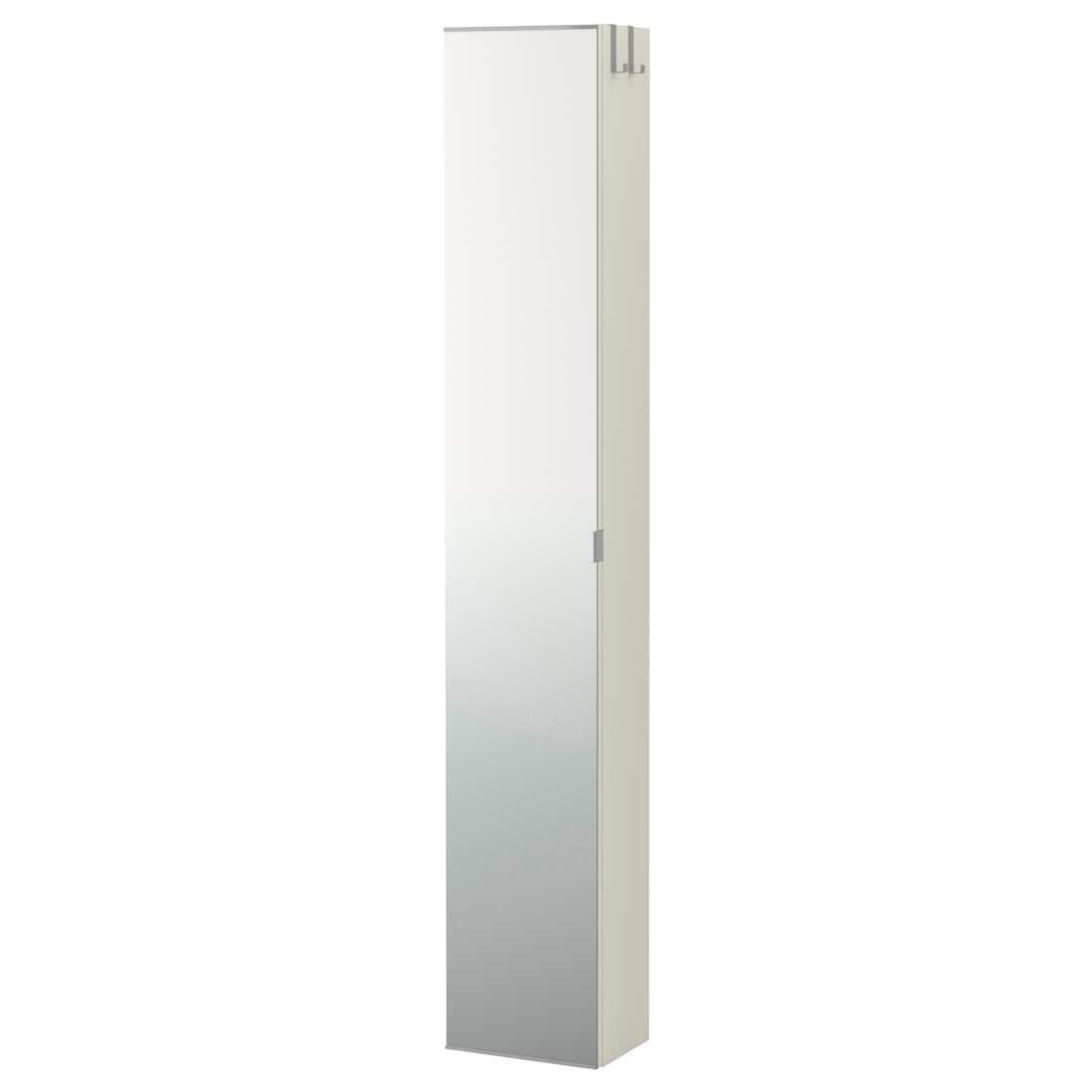 Lillangen Hochschrank Mit Spiegeltur Weiss Ikea Deutschland Hochschrank Spiegeltur Badezimmer Spiegelschrank
