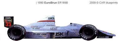 Eurobrun ER189B (1990)