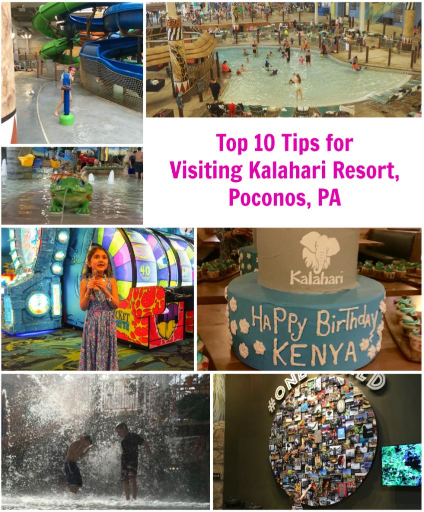 Top 10 Tips For Visiting Kalahari Resort In The Poconos Pa
