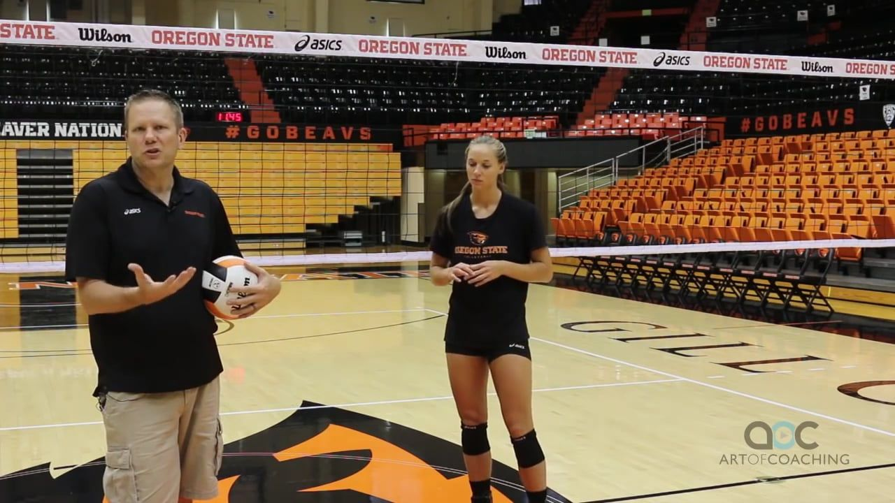 The Setter Dump The Art Of Coaching Volleyball Coaching Volleyball Volleyball Coaching