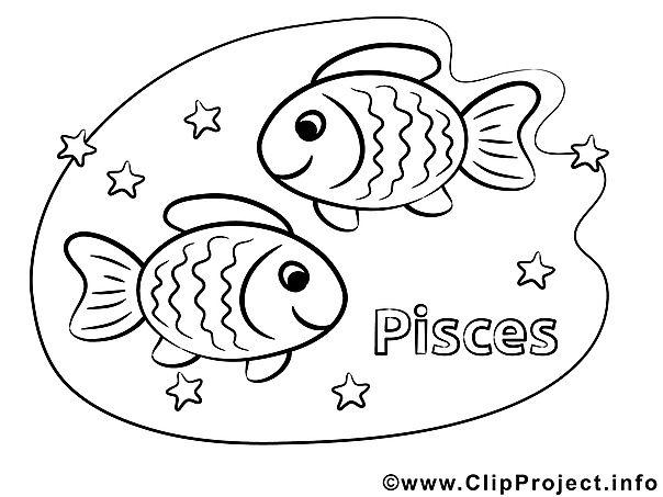 Fische Sternzeichen Ausmalbilder Ausmalbilder Ausmalen Sternzeichen