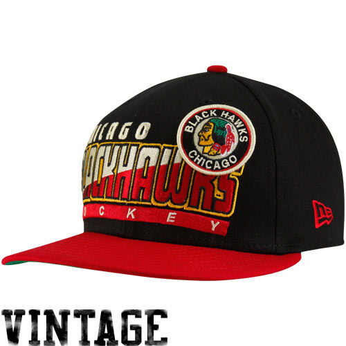 New Era Chicago Blackhawks Black-Red Slice & Dice Snapback Adjustable Hat $25.99 http://wkup.co/cash_back/NTY1Njc2ODE2/MTE0NjQ0OQ==