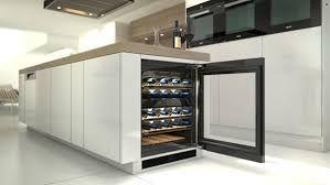 Afbeeldingsresultaat voor wijnkoelkast inbouw keuken
